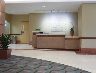 Park Place Towers lobby